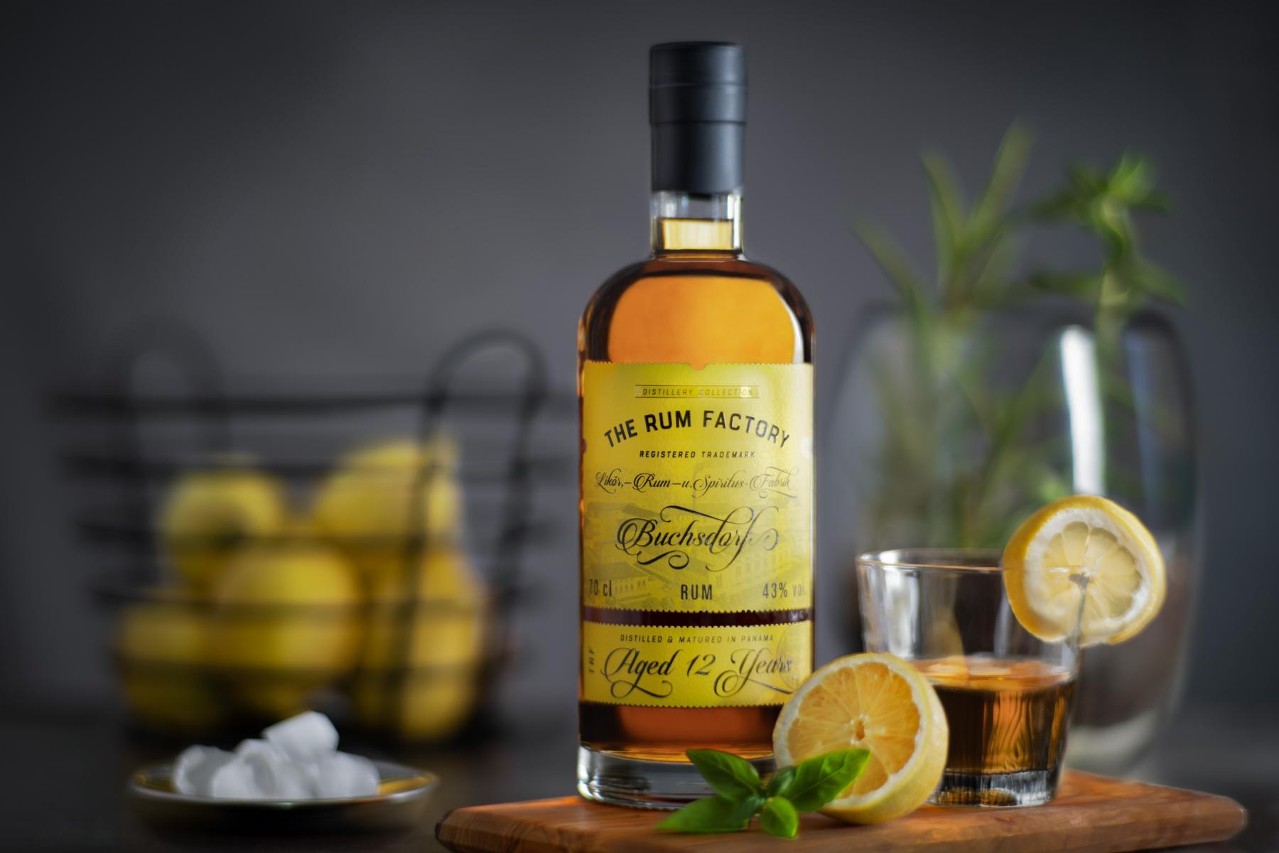 The Rum Factory Bild