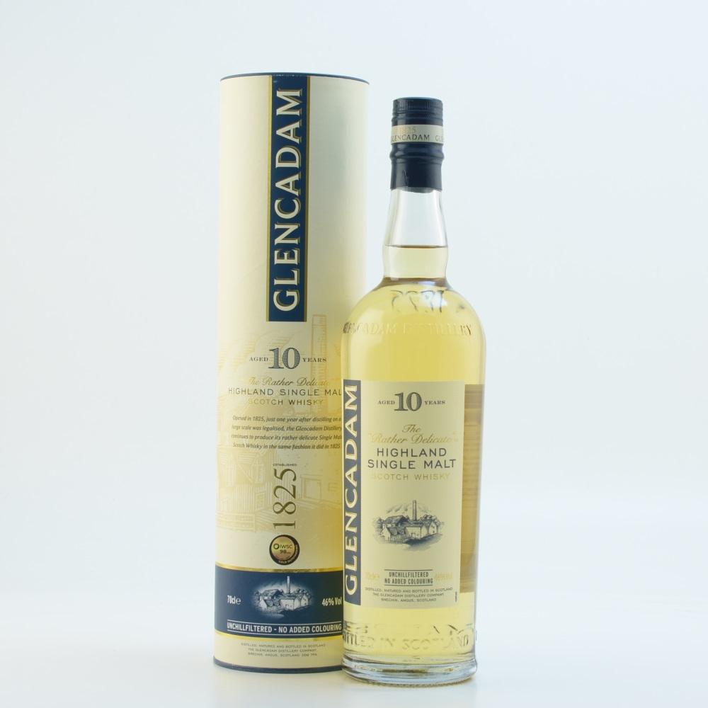 Glencadam Whisky