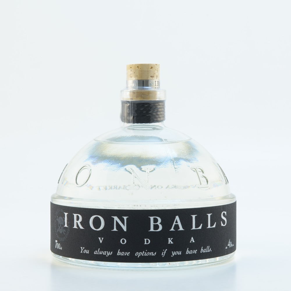 Iron Balls Vodka