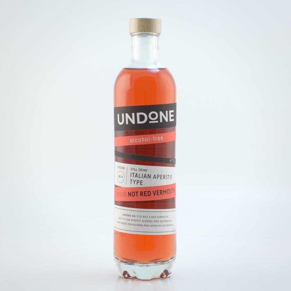 Undone Red Vermouth