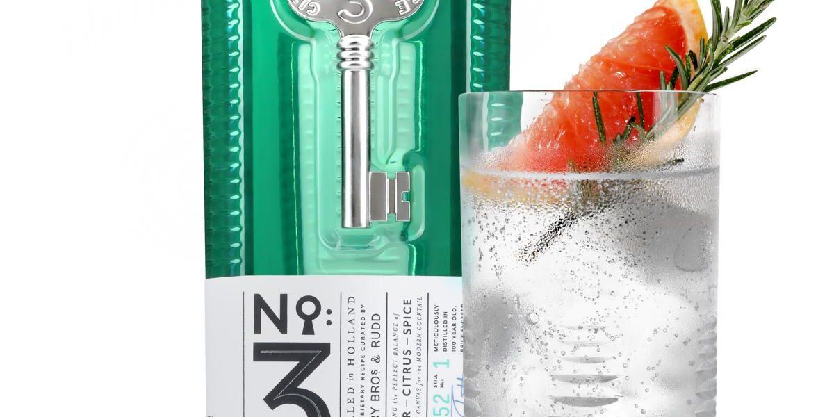 Gin No. 3 G&T
