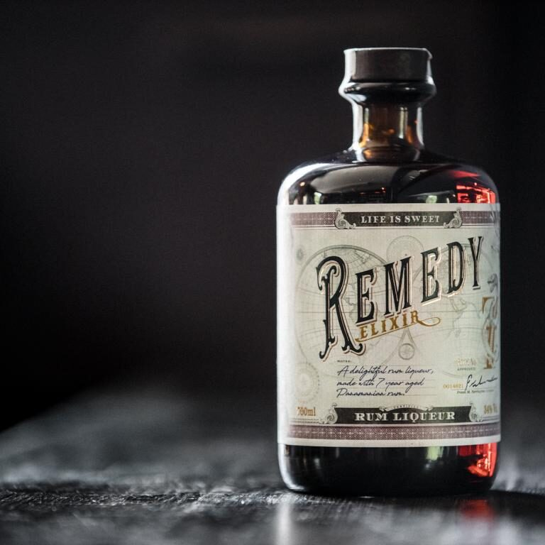 Remedy Elixir