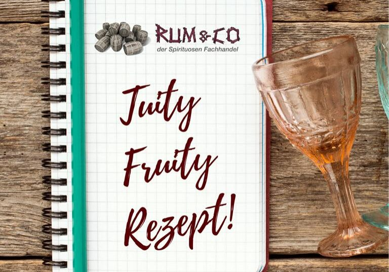 Tuity Fruity Cocktail