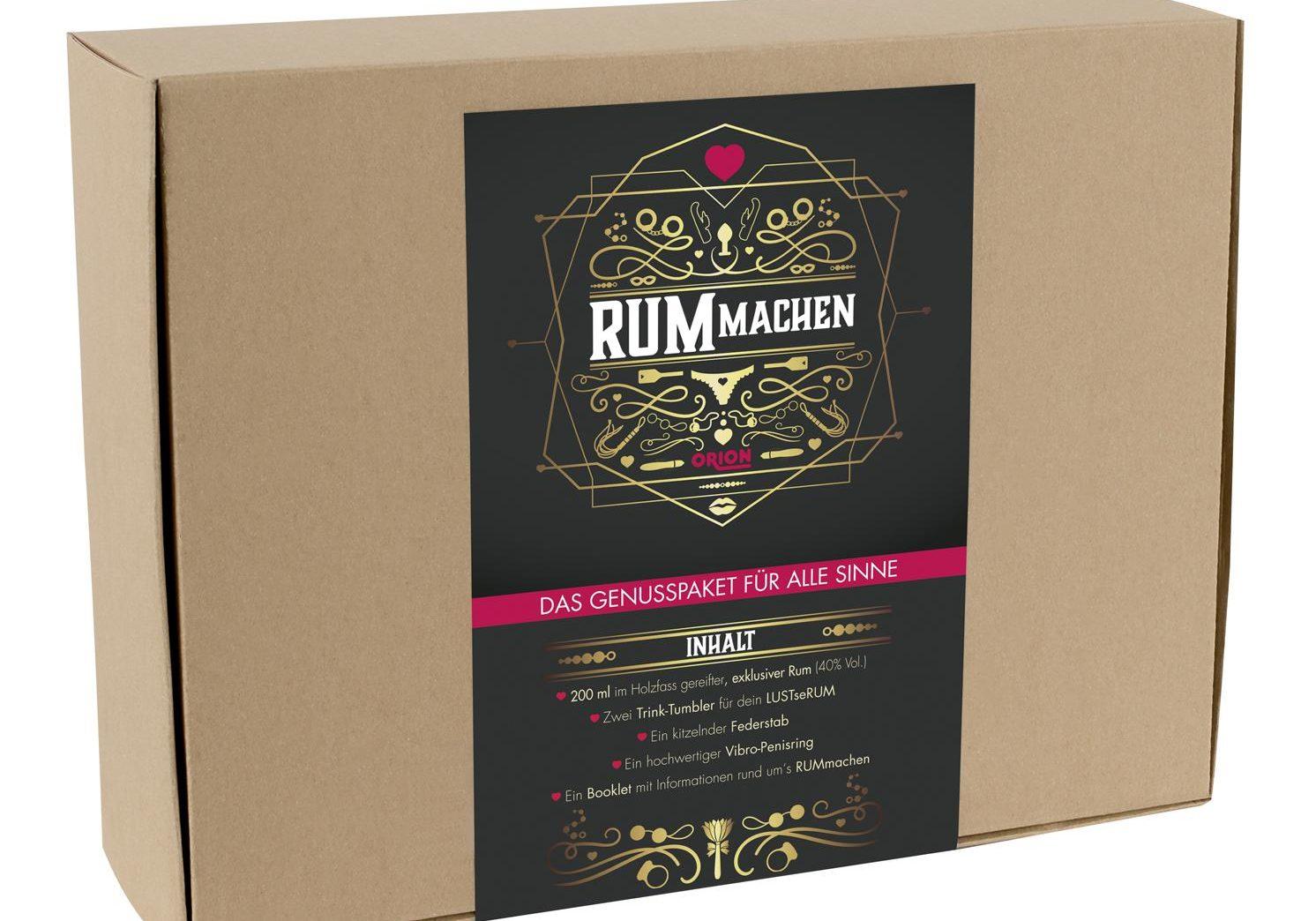 Rum machen