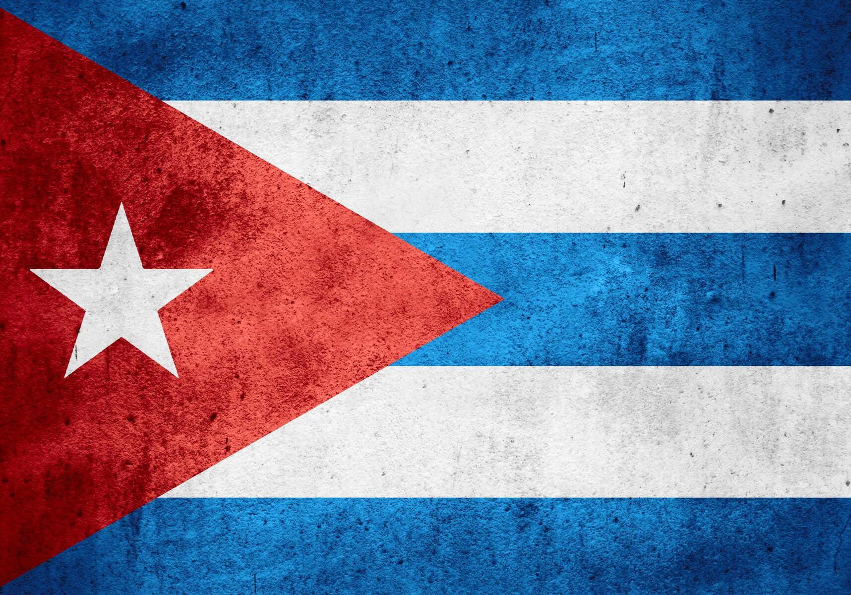 kubanische Flagge