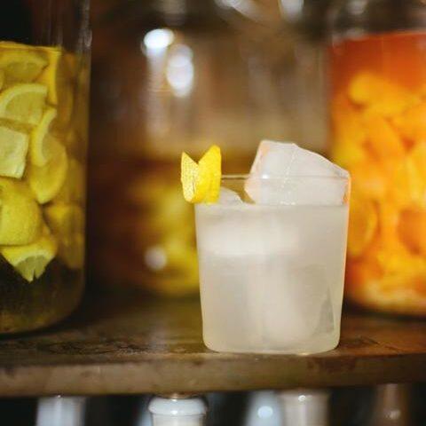 Gin Sul Agarve Fizz