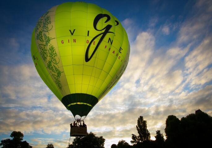 G' Vine Air Balloon