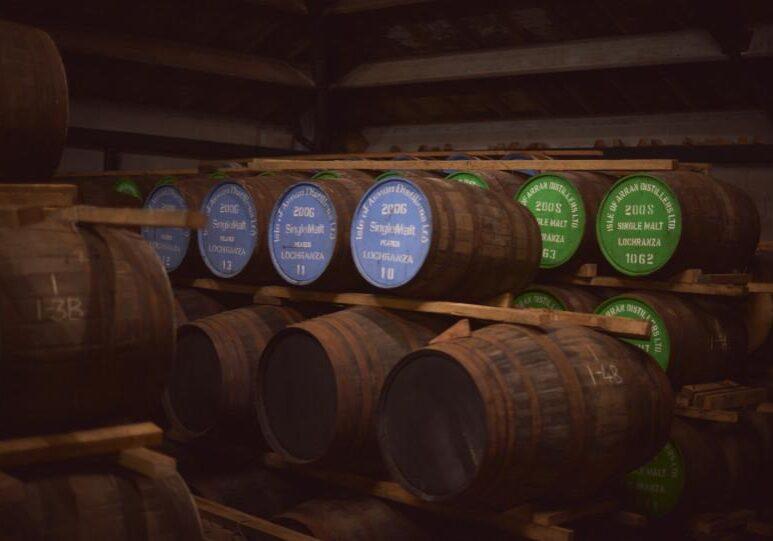arran malt distillery