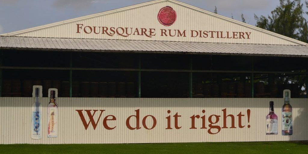 Foursquare Destillerie