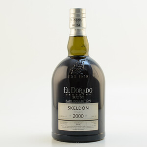 El Dorado Rum Skeldon 2000/2018 Rare Cask Collection 58,3% 0,7l