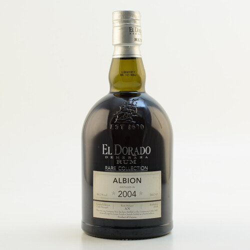 El Dorado Rum Albion 2004/2018 Rare Cask Collection 60,1% 0,7l