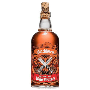 Blackforest Wild Rum Barrique 42% 0,5l