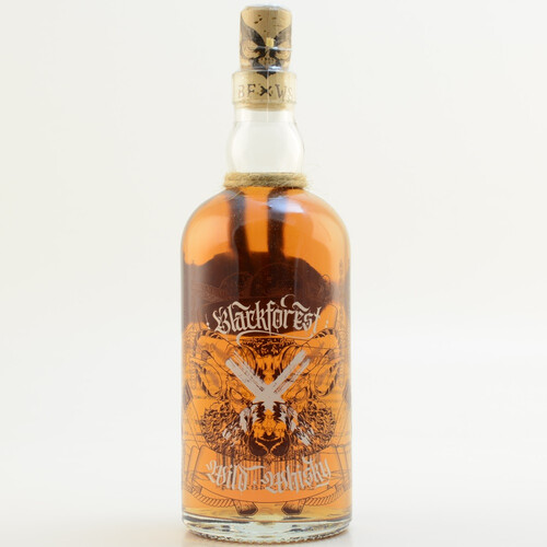 Blackforest Wild Whisky 42% 0,5l