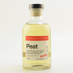 Elements of Islay Peat Pure Whisky 45% 0,5l