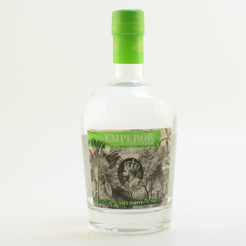 Emperor Mauritian Lily White Rum 42% 0,7l