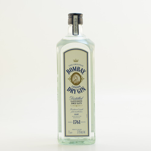 Bombay Original London Dry Gin 37,5% 1,0l
