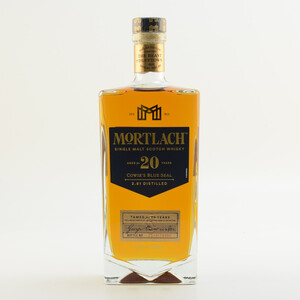 Mortlach 20 Jahre Speyside Whisky 43,4% 0,7l