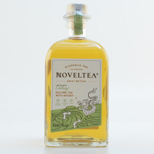 Noveltea The Tale of Oolong - Tea & Whisky 11% 0,7l