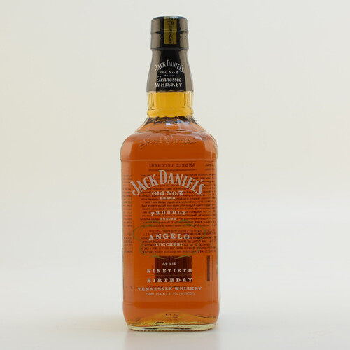 Jack Daniels Angelo Lucchesi Ldt. Edition Whiskey 45% 0,7l