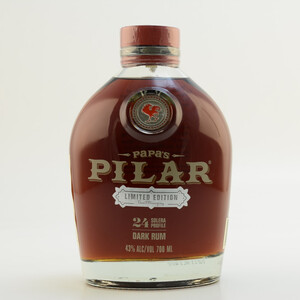 Papa's Pilar Sherry Finish Rum 43% 0,7l