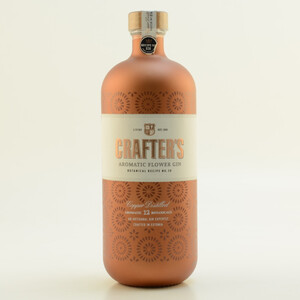 Crafter´s Flower Gin 44,3% 0,7l