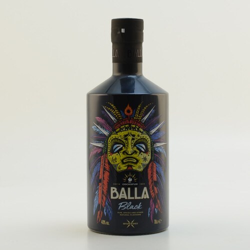 Cockspur Balla Black 40% 0,7l