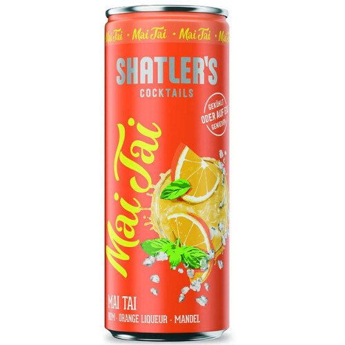 Shatlers Mai Tai Cocktail 12,7% 0,2l