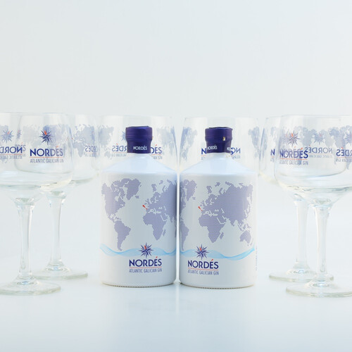 Nordes Atlantic Galician Gin Paket