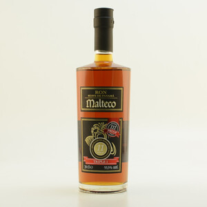 Ron Malteco Rum Triple 1 Ltd. Edit. 11 Anos 55,5% 0,7l