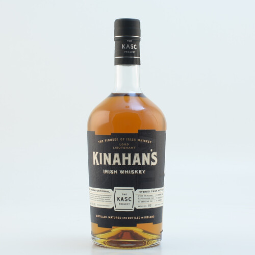 Kinahans Kasc Project Irish Whiskey 43% 0,7l