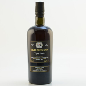 Velier Royal Navy Rum Tiger Shark 57,18% 0,7l