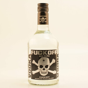 Fuck Off Vodka 40% 0,7l