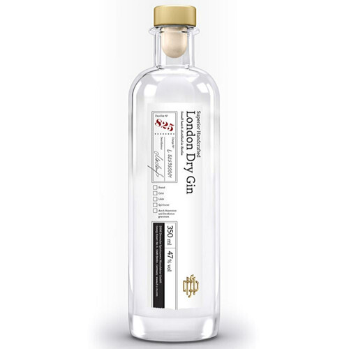 DSM Superior Handcrafted Gin 47% 0,35l