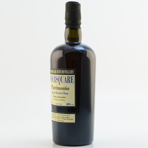 Foursquare Patrimonio Single Blended Rum 14 Jahre 58% 0,7l