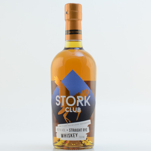 Stork Club Straight Rye Whiskey 45% 0,7l