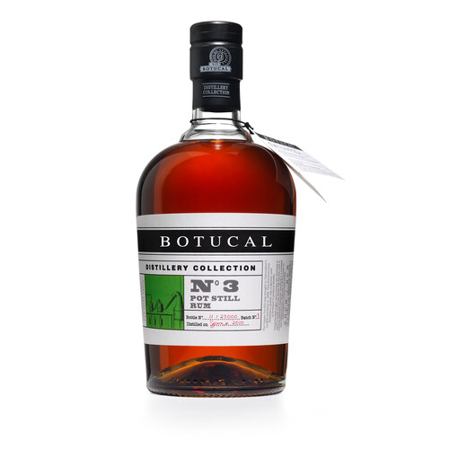 Ron Botucal Distillery Collection No. 3 Potstill Rum 47% 0,7l
