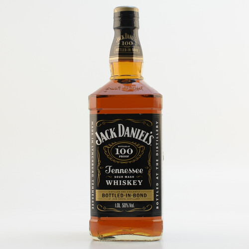 Jack Daniels Bottled in Bond Whisky 50% 1,0l