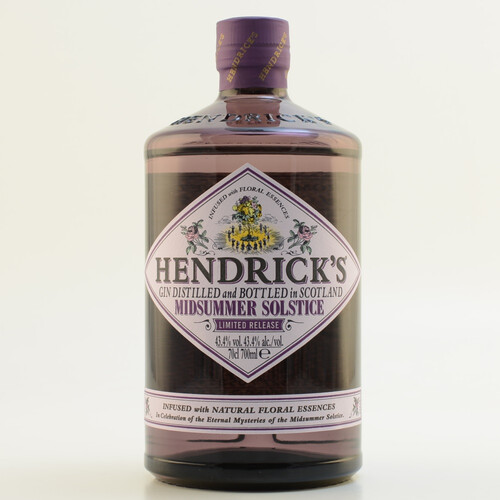 Hendricks Midsummer Solstice Gin Limited Edition 43,4% 0,7l