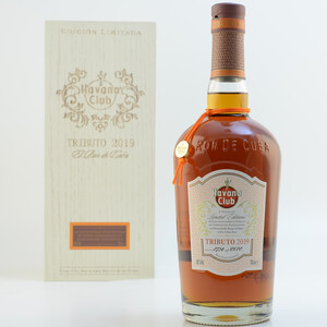 Havana Club Tributo 2019 Limited Collection Rum 40% 0,7l