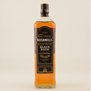 Bushmills Black Bush Irish Whiskey 40% 1,0l