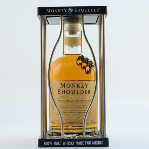 Monkey Shoulder - The Cage 40% 0,7l