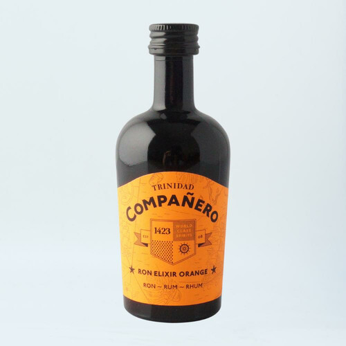 Companero Ron Elixir Orange Mini 40% 0,05l