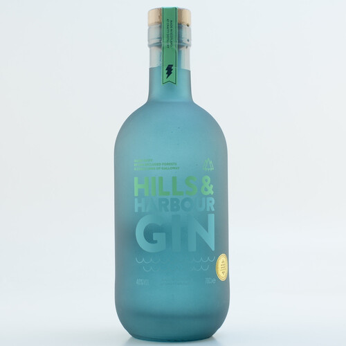 Hills and Harbour Gin 40% 0,7l