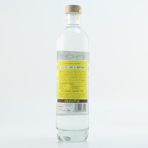 "Undone ""This is not Gin"" Juniper Type alkoholfrei 0% 0,7l"