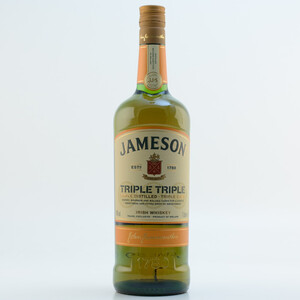 Jameson Triple Triple Irish Whisky 40% 1l
