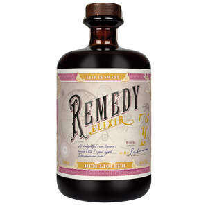 Remedy Elixir Rum Liqueur Set