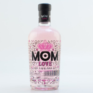 MOM Love Pink Gin 37,5% 0,7l
