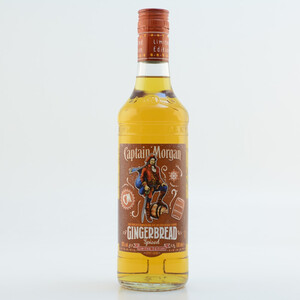 Captain Morgan Gingerbread Spiced Rum 30% 0,5l