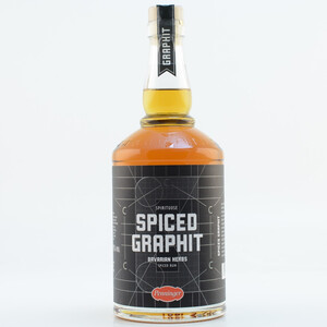 Penninger Spiced Graphit Bavarian Herbs (Rum-Basis) 35% 0,7l