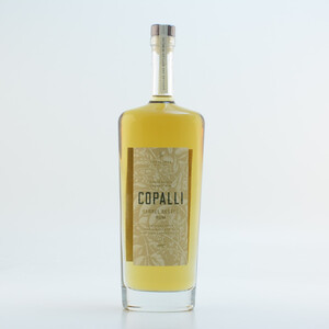 Copalli Barrel Rested Belize Rum 44% 0,7l